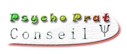 Logo pour l'association psychoprat conseil